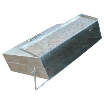 ASH BOX GALVANISED