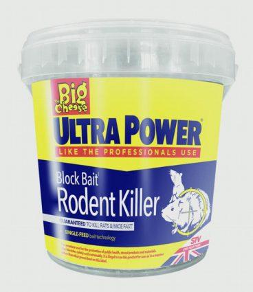 Big Cheese Ultra Power Block Bait Refill 15x20g
