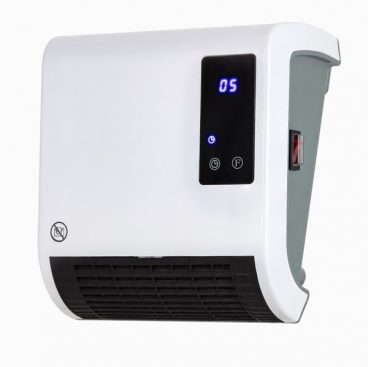 Digital 2KW Downflow Heater Wall Mounted