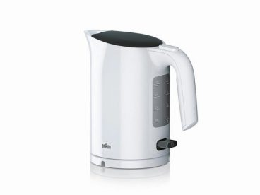 Braun – PurEase Kettle – White – 1.7L