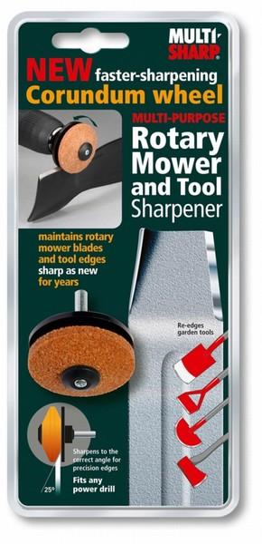 MOWER SHARPENER ROTARY