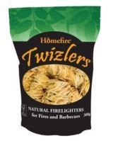 FIRELIGHTERS NATURAL TWIZLERS