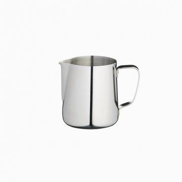 Stainless Steel 400ml Milk Steaming Jug / Milk Frothing Jug