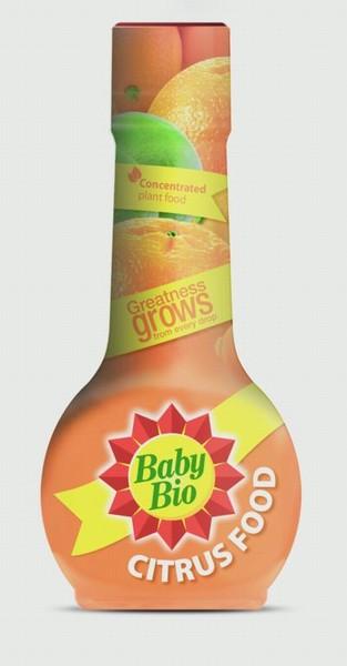 Baby Bio Plant Feed Citrus 175ml