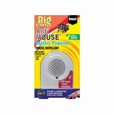 BIG CHEESE MOUSE & RAT BATTERY REPELLENT