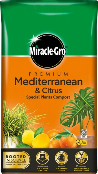 COMPOST CITRUS 6L MIRACLE-GRO