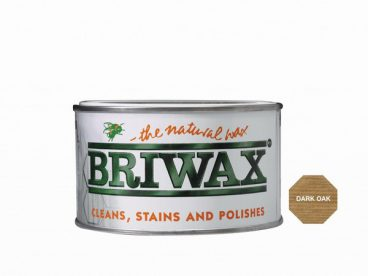 Briwax Wax Polish – Dark Oak – 400gm