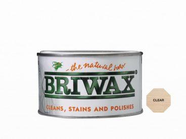 Briwax Wax Polish – Clear – 400gm