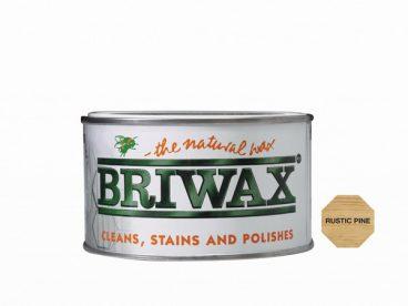 Briwax Wax Polish – Rustic Pine – 400gm