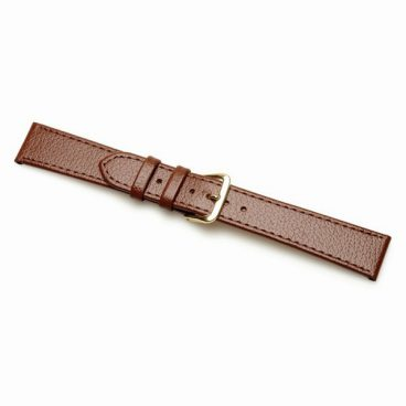 WATCHSTRAP BUFFALO BROWN 10MM