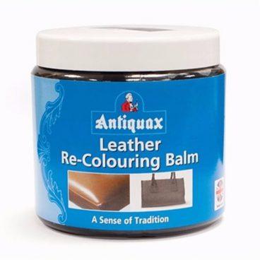 Antiquax – Leather Recolouring Balm – Black – 250ml