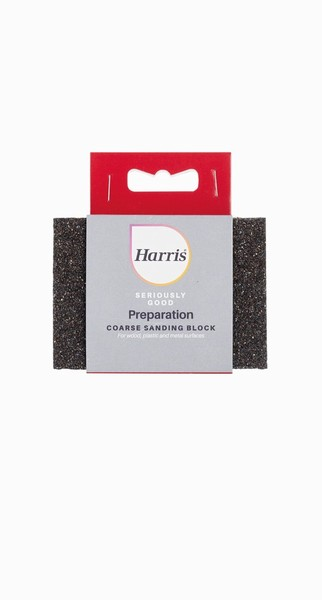 Harris – Seriously Good – Sanding Block – Course