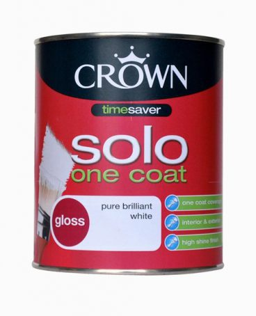 CROWN SOLO ONCE GLOSS PBW 750ML