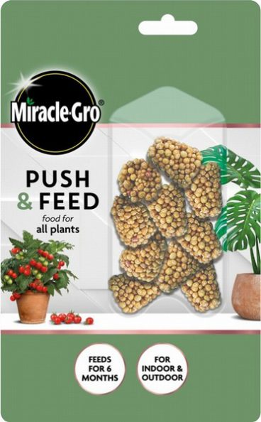 Miracle-Gro – Push & Feed Cone – Pack of 10