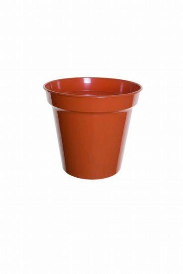 Flower Pot – Terracotta – 10inch/25cm