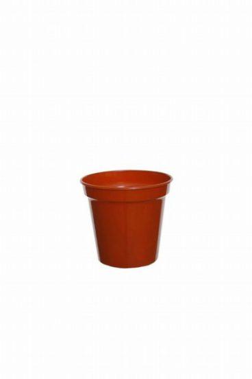 Flower Pot – Set of 3 – Terracotta – 6inch/15cm