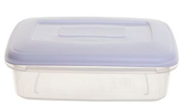 FOOD STORAGE RECTANGLE 1.6L