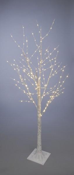Festive – LED Tree Silver Birch – 1.2M
