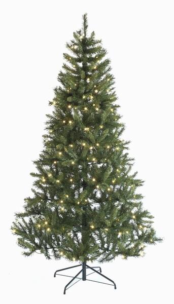HEARTWOOD PRELIT XMAS TREE 1.5M
