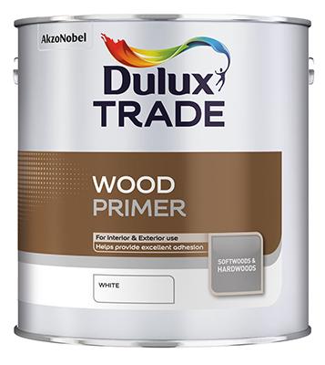 DLX TRADE WOOD PRIMER WHITE 2.5L
