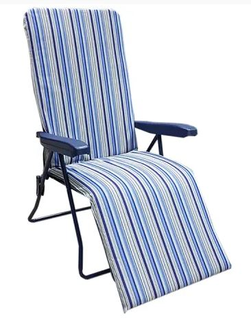 RELAXER PADDED VALENCIA BLUE