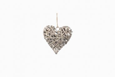 ANTIQUE WASH HEART SMALL*