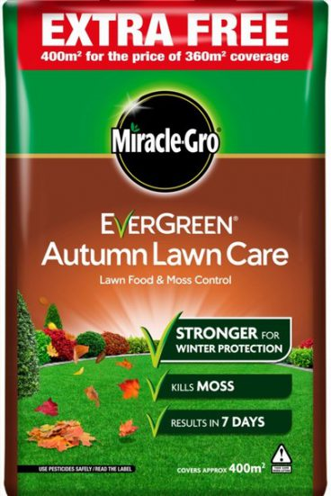 EVERGREEN LAWN CARE AUTUMN 400m2 10% FREE