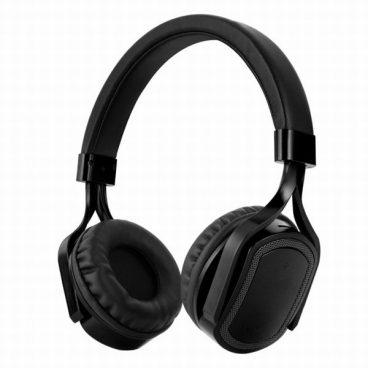 HEADPHONES OVER EAR AKAI DYNMX BLUETOOTH BLACK