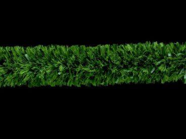 TINSEL GARLAND LUXURY NATURAL GREEN 2M