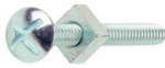 (x 4)M6x100 ROOFING BOLT & NUT