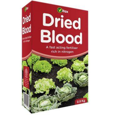 Vitax – Dried Blood – 0.9kg