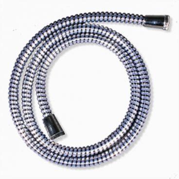 SHOWER HOSE PVC CHROME 1.5M CROYDEX AM150841