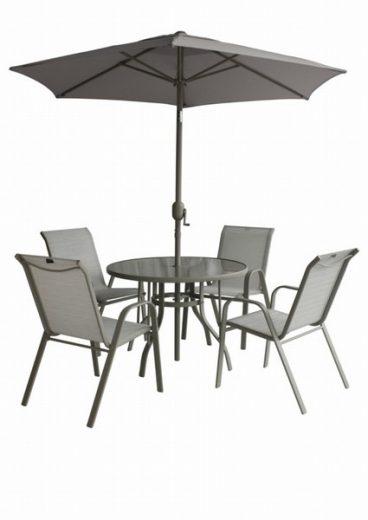 CAPRI 4 SEATER DINING SET (2022)