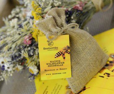 BEEBOMBS MINI MEADOW FLOWER SEED