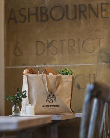 ASHBOURNE BAG FOR LIFE