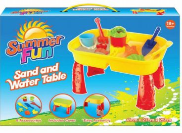 TOYS KIDS SAND & WATER TABLE