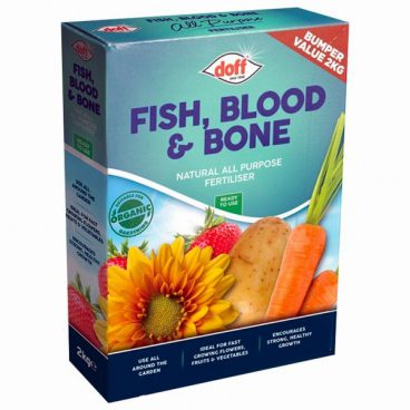 DOFF FISH BLOOD & BONE 750G