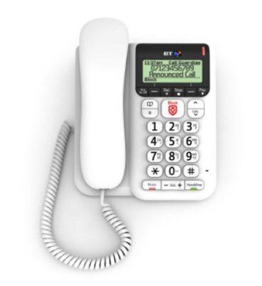 TELEPHONE BT DECOR 2600 CORDED