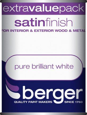 BERGER SATIN PBW 1.25L