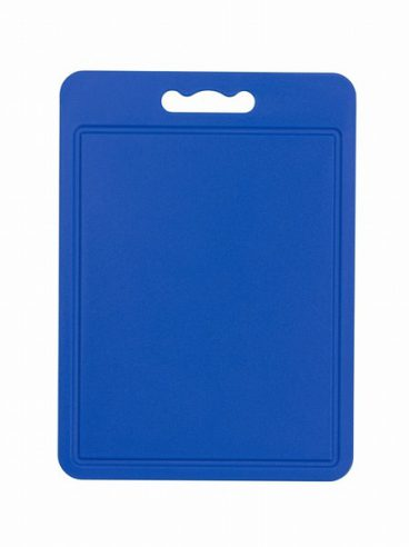 CHOPPING BOARD BLUE 35X25CM CHEFAID