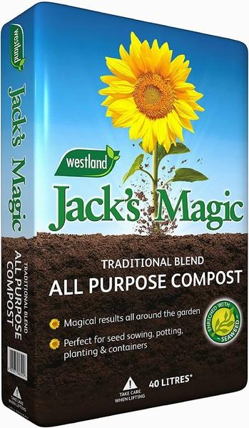 COMPOST A/P JACKS MAGIC 40L